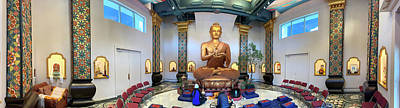 Photograph - Buddhist Temple by Marilyn Hunt