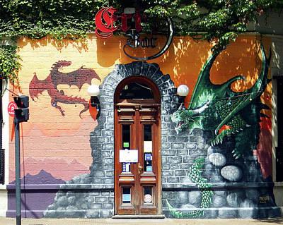 Photograph - Buenos Aires Street Art 1 by Kurt Van Wagner