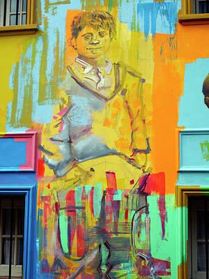 Photograph - Buenos Aires Street Art 11 by Kurt Van Wagner
