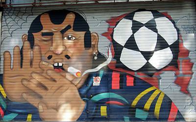 Photograph - Buenos Aires Street Art 13 by Kurt Van Wagner