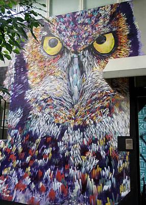 Photograph - Buenos Aires Street Art 15 by Kurt Van Wagner