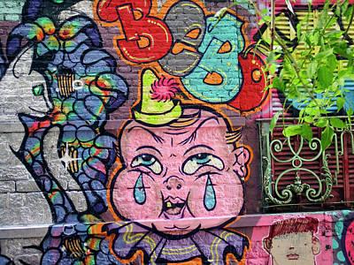 Photograph - Buenos Aires Street Art 18 by Kurt Van Wagner
