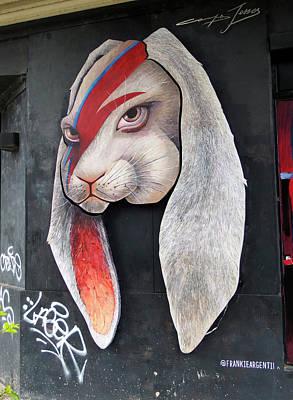Photograph - Buenos Aires Street Art 23 by Kurt Van Wagner