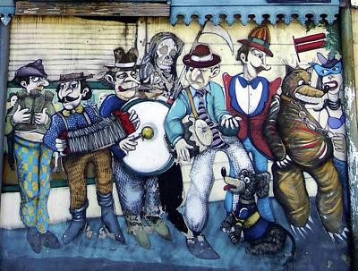 Photograph - Buenos Aires Street Art 29 by Kurt Van Wagner