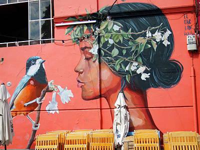 Photograph - Buenos Aires Street Art 4 by Kurt Van Wagner