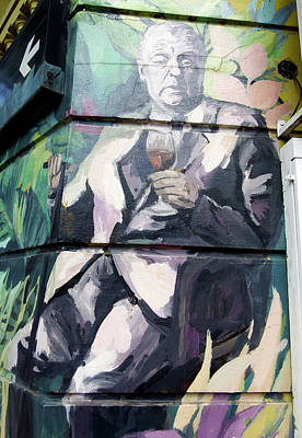 Photograph - Buenos Aires Street Art 9 by Kurt Van Wagner