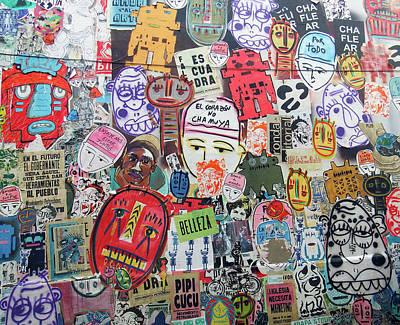 Photograph - Buenos Aires Street Art by Kurt Van Wagner