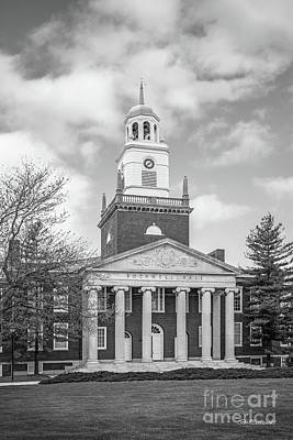Photograph - Buffalo State College Rockwell Hall by University Icons