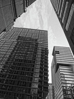 Photograph - Buildings Stand At Attention by Hold Still Photography