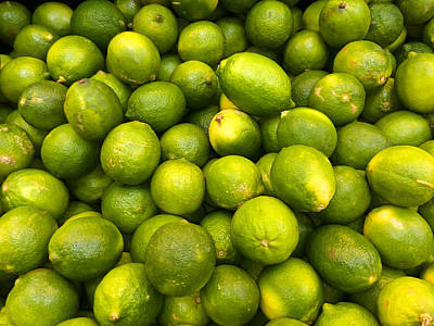 Photograph - Bunch Of Limes by Nathan Little