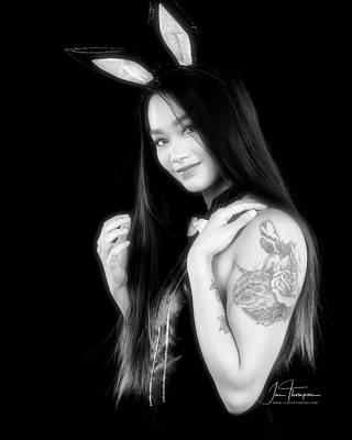 Photograph - Bunny Kiara by Jim Thompson