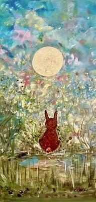 Bunny Moon Getaway Original