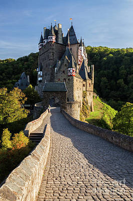 Wall Art - Photograph - Burg Eltz by Sebastien Coell