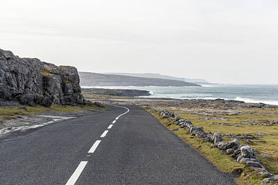 Photograph - Burren National Park Road  by John McGraw