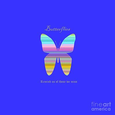 Royalty-Free and Rights-Managed Images - Butterflies by Carol Eliassen