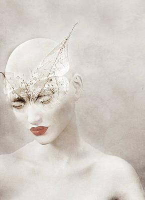 Fantasy Digital Art - Butterfly by Jacky Gerritsen