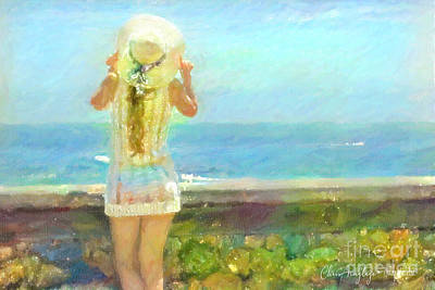 Pastel - By The Sea by Chris Armytage