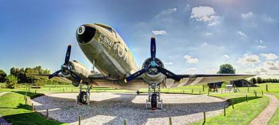 Photograph - C-47 Dakota by Weston Westmoreland