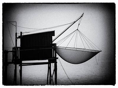 Photograph - Cabanne Pecheur by Jorg Becker