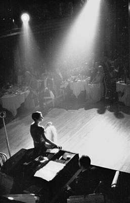 Photograph - Cabaret by Felix Man