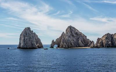 Photograph - Cabo San Lucas El Arco by Belinda Greb