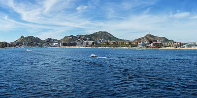 Photograph - Cabo San Lucas Shoreline by Belinda Greb