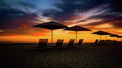 Photograph - Cabo Sunset by Kevin Davis