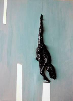 Painting - Cabriole No. 1 by Juan Contreras