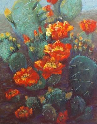 Pastel - Cactus Dream by Esther Jones