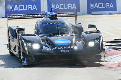 Sports Royalty-Free and Rights-Managed Images - Cadillac DPI #10 by Shoal Hollingsworth