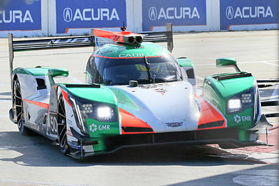 Sports Royalty-Free and Rights-Managed Images - Cadillac DPI #50 by Shoal Hollingsworth