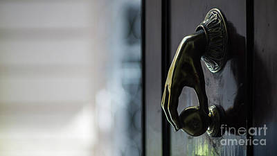 Photograph - Cadiz Door Knocker Andalusia Spain by Pablo Avanzini