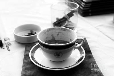 Photograph - Caffe Roma by John Rizzuto