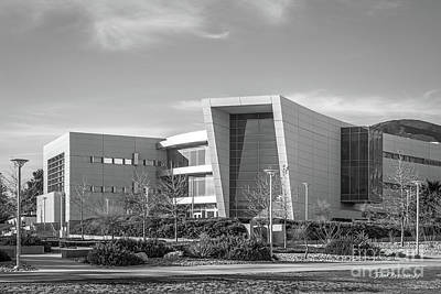 Photograph - Cal State University San Bernardino College Of Education Building by University Icons