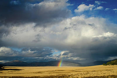 Photograph - Caldera Rainbow by Jeff Phillippi