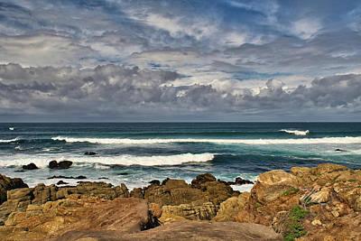 Photograph - Cali Coastline 1 by Meta Gatschenberger