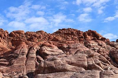 Photograph - Calico Hills by Sagittarius Viking