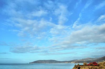 Photograph - California Coast by Jamart Photography
