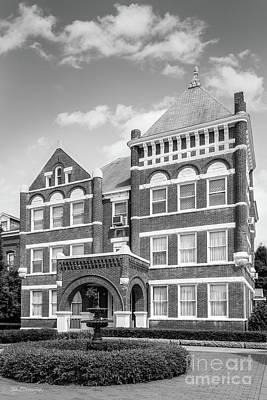 Photograph - California University Of Pennsylvania South Hall by University Icons