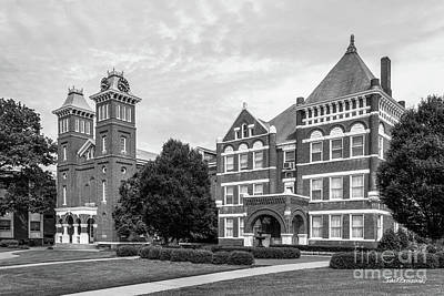 Photograph - California University Of Pennsylvania  by University Icons