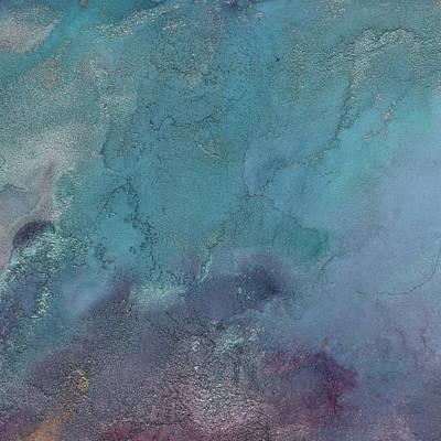 Painting - Calm Mystery by Jai Johnson