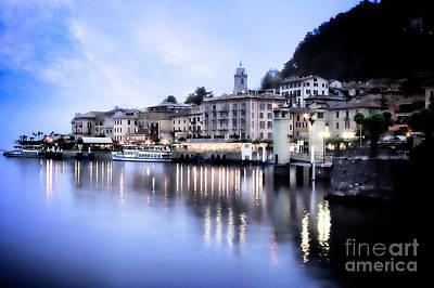 Photograph - Calm On Lake Como by Scott Kemper