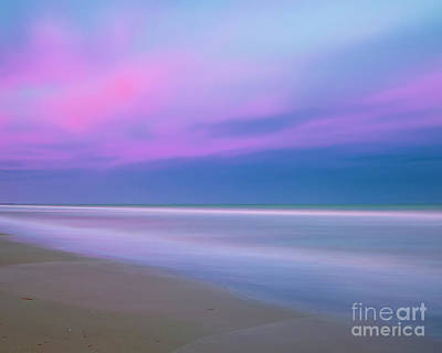 Photograph - Calming Sea by Patrick M Lynch