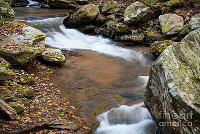 Photograph - Calming Water Sounds - North Carolina by Dale Powell