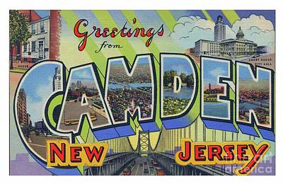 Photograph - Camden Greetings by Mark Miller