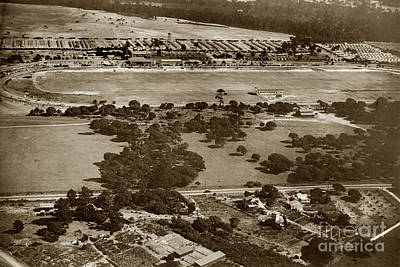 Photograph - Camp Del Monte Citizens Military Training Corps Cmtc 1924 by California Views Archives Mr Pat Hathaway Archives