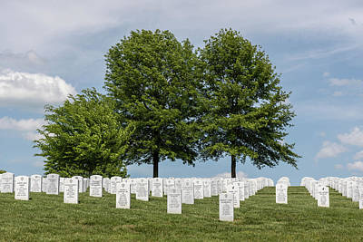 Photograph - Camp Nelson National Cemetery by John McGraw