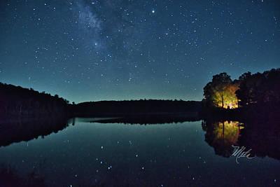 Photograph - Camping Under The Stars by Meta Gatschenberger