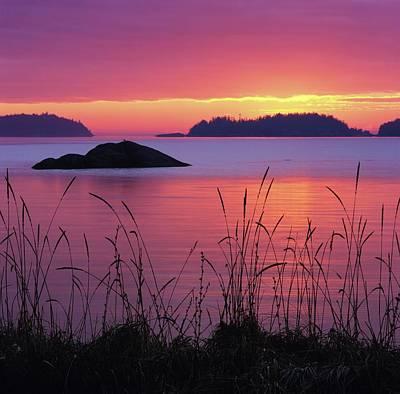 Photograph - Canada, British Columbia, Sechelt by Dean Van't Schip