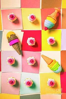 Pop Art Photos - Candy calendar by Jorgo Photography - Wall Art Gallery